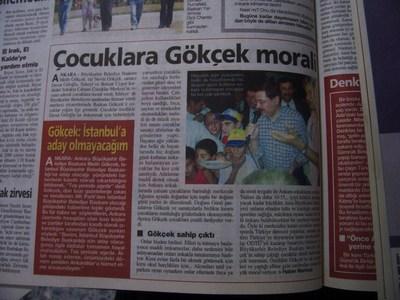 10 Ağustos 2003 Pazar - Turkiye
