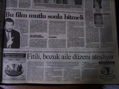 13 Ağustos 2003 Çarşamba - Cumhuriyet