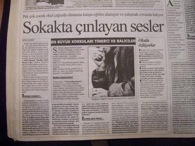 29 Eylül 2003 Pazartesi - Cumhuriyet