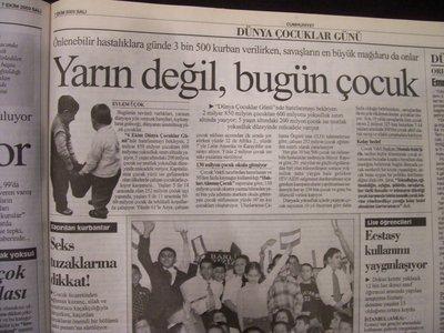 7 Ekim 2003 Salı - Cumhuriyet2