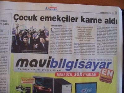 26 Ocak 2008 Cumartesi - Milliyet