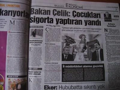 13 Nisan 2008 Pazar - Turkiye