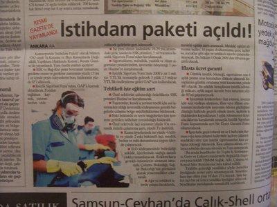 27 Mayıs 2008 Salı - Milliyet