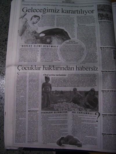 31 Mayıs 2008 Cumartesi - Cumhuriyet