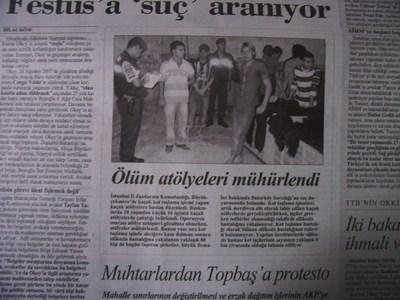 10 Eylül 2008 Çarşamba - Cumhuriyet