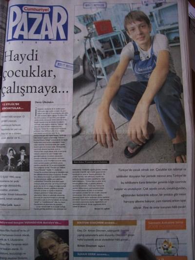 7 Eylül 2008 Pazar - Cumhuriyet