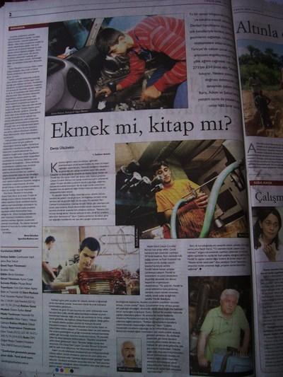 7 Eylül 2008 Pazar - Cumhuriyet2