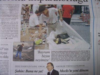 1 Ekim 2008 Çarşamba - Cumhuriyet